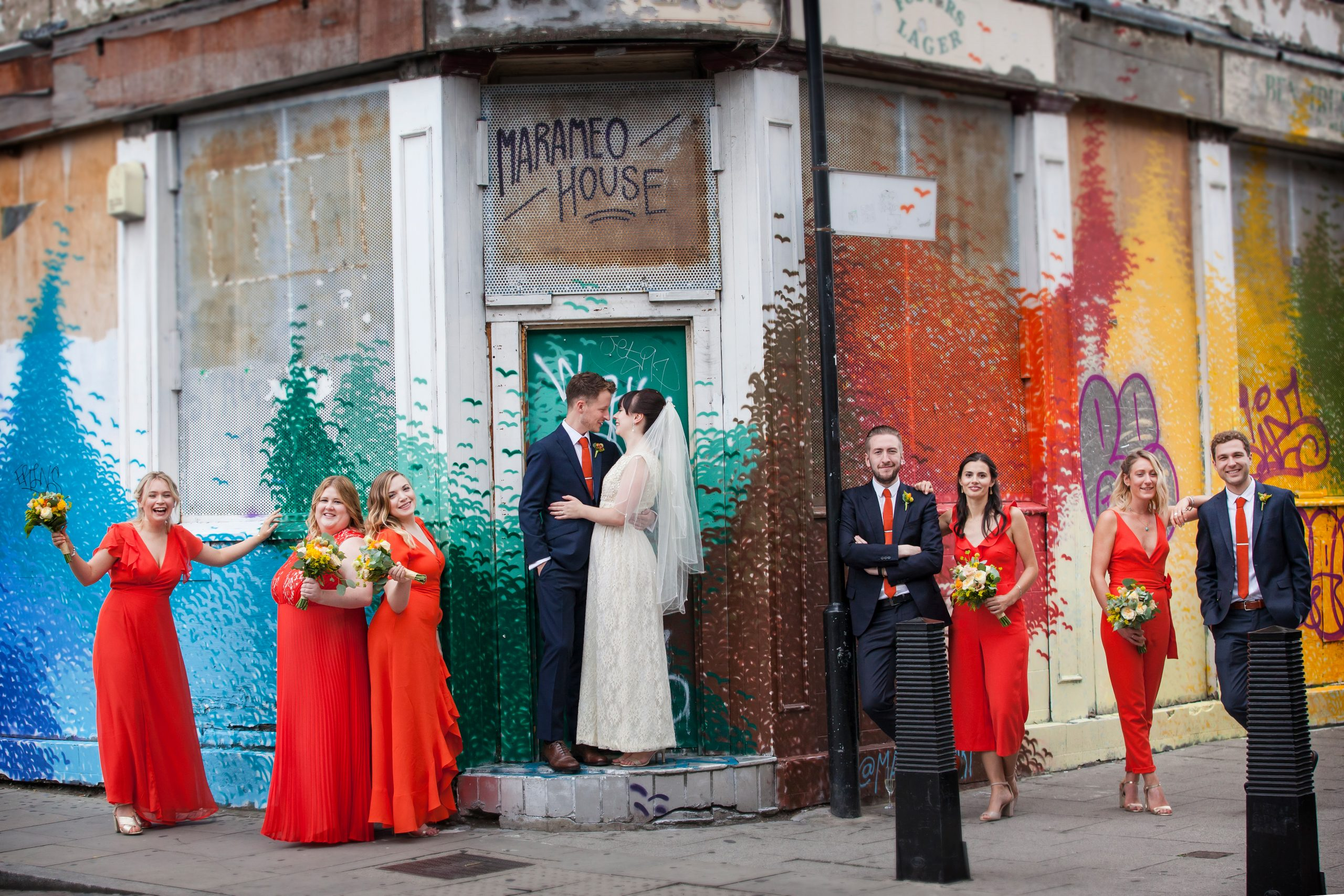 City Chic London Wedding Guide