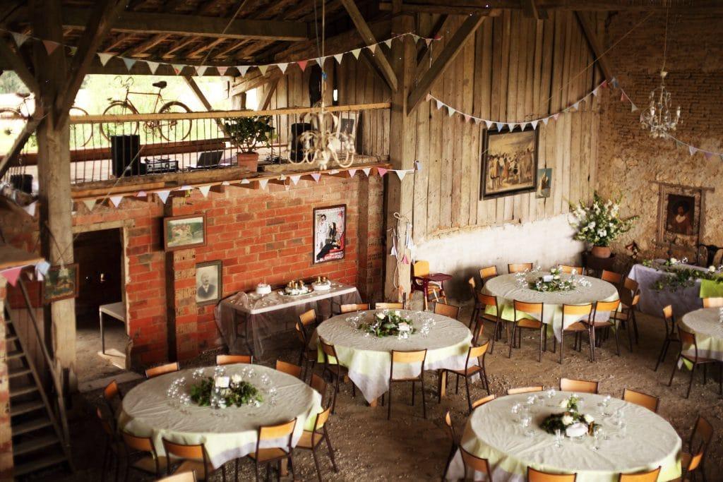 real destination wedding france diy barn wedding