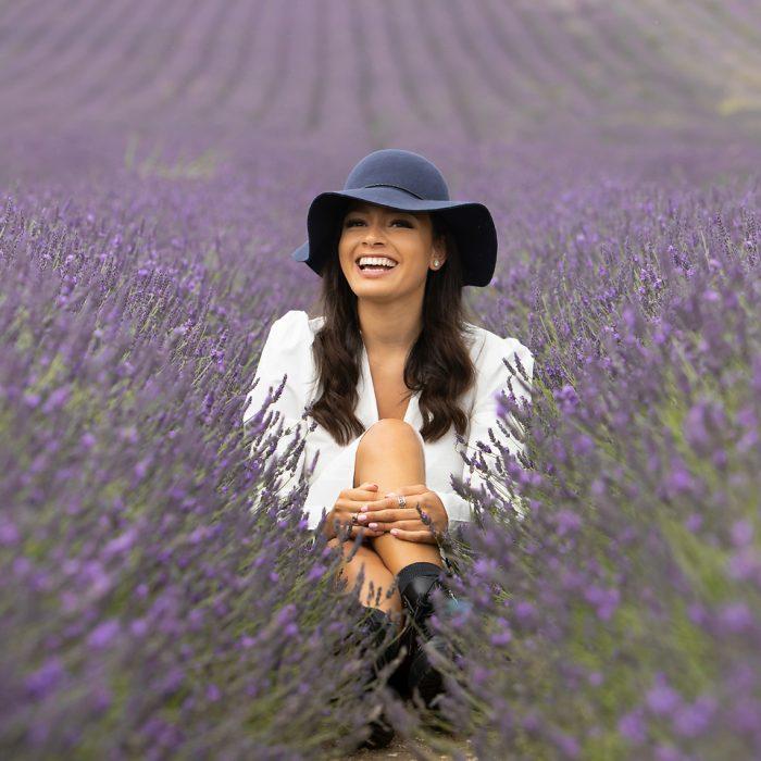 Lavender Fields Photo Shoots