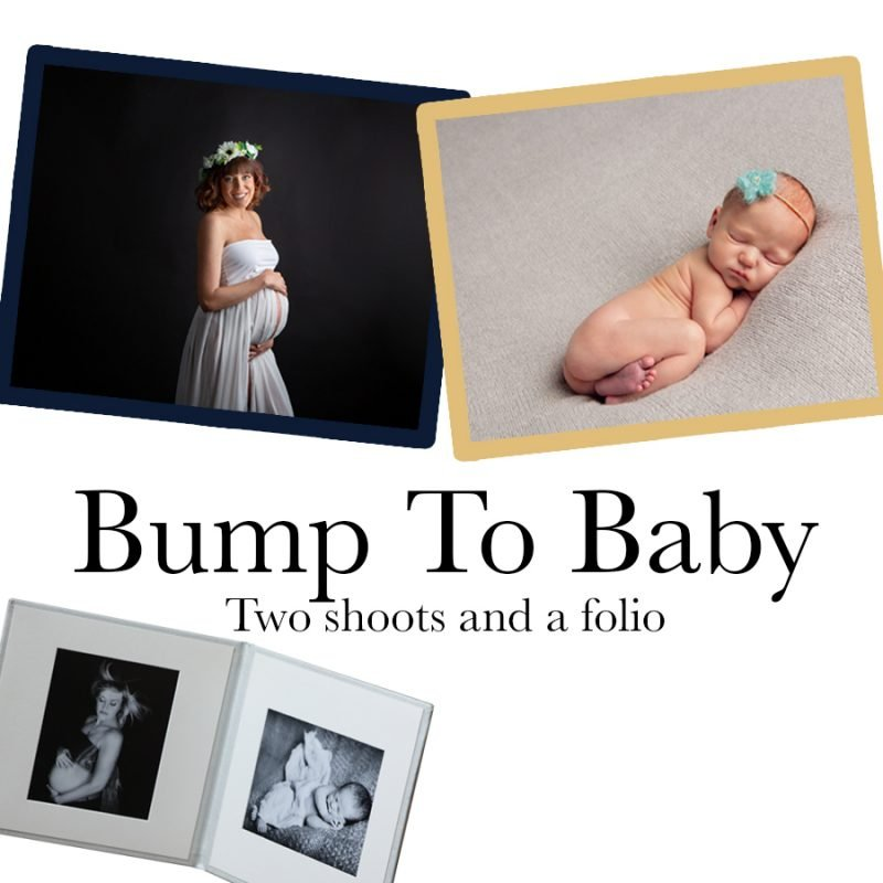 Bump To Baby Voucher page