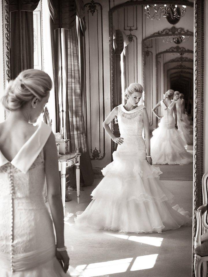 Directed Wedding photography sample image